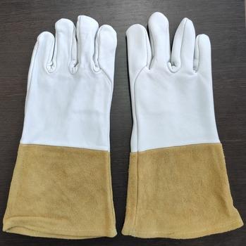 Перчатки сварочные (Кожа)
